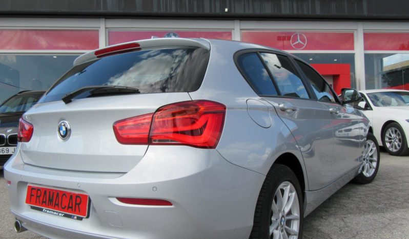 BMW 116DA 116CV, IMPECABLE ESTADO! completo