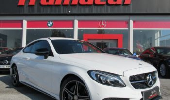 M-BENZ C220d 170CV COUPE KIT AMG BLACK NIGHT VISION!!! completo
