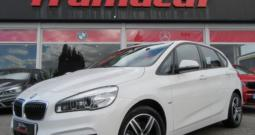 BMW 218 DA 150CV LINEA SPORT! IMPECABLE ESTADO!