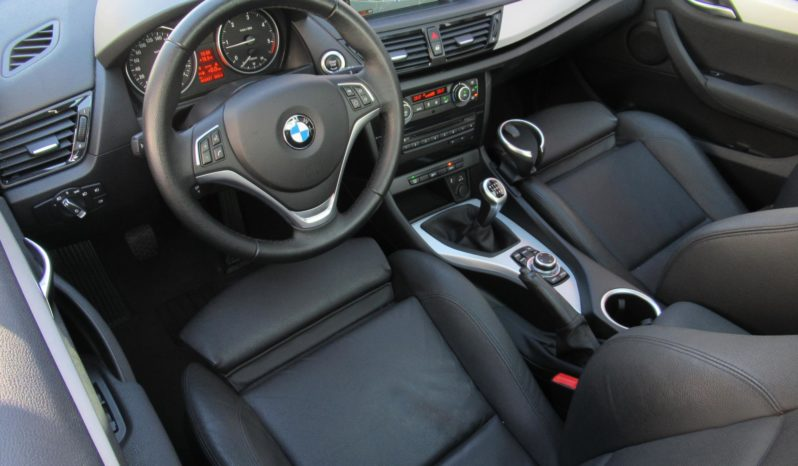 BMW X1 20D 184CV NAV, TECHO, XENON, IMPECABLE ESTADO!!! completo