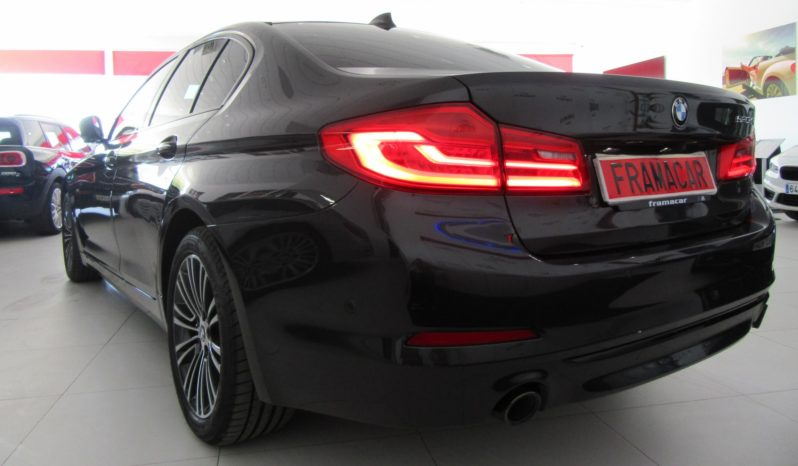BMW 520DA 190CV PACK-SPORT! IMPECABLE! completo