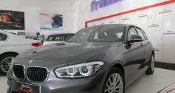 BMW 116D 116CV, VOLANTE DEPORTIVO M, IMPECABLE ESTADO!