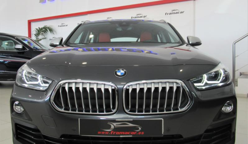 BMW X2DA 190CV xDRIVE, AUT, FULL LED, NAV, REESTRENALO!!!