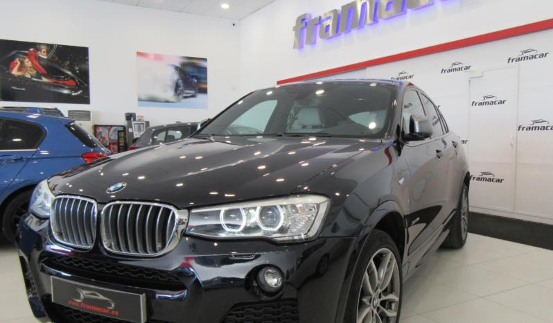 BMW X4 3.5IA xDRIVE 306CV, HEAD UP DISPLAY, TECHO, PACK-M, EQUIPADISIMO!!!