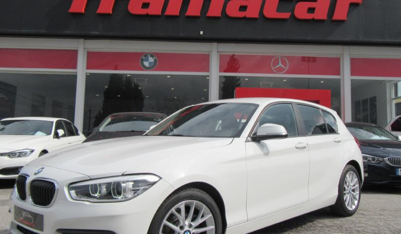 BMW 116D 116CV. NAVI, VOLANTE M, IMPECABLE ESTADO!