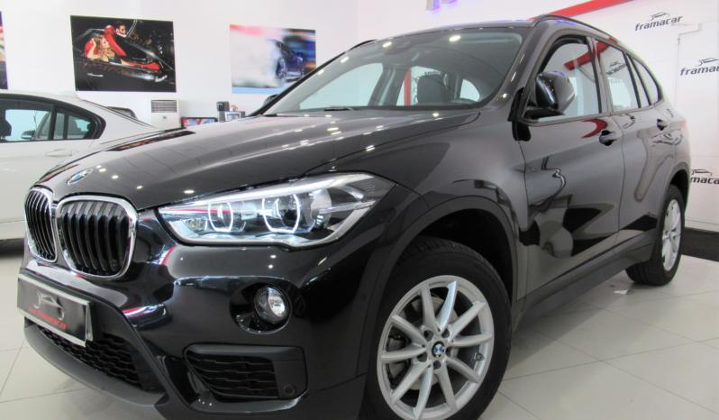BMW X1 sDRIVE 18d 150CV, NAV, FULL LED, AUT, REESTRENALO!!!