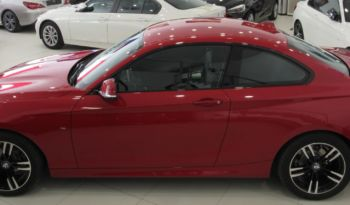 BMW 218dA COUPE 150CV PACK-M, FULL LED, AUT, IMPECABLE!!! completo