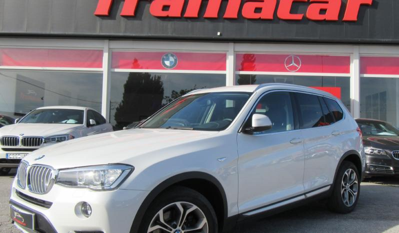 BMW X3 Xdrive 2.0DA 190CV, X-LINE! IMPECABLE ESTADO.