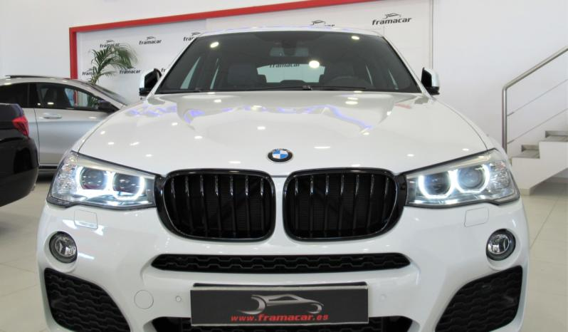 BMW X4 2.0DA 190CV PACK-M, AUT, LEVAS, NAV, IMPECABLE!!!