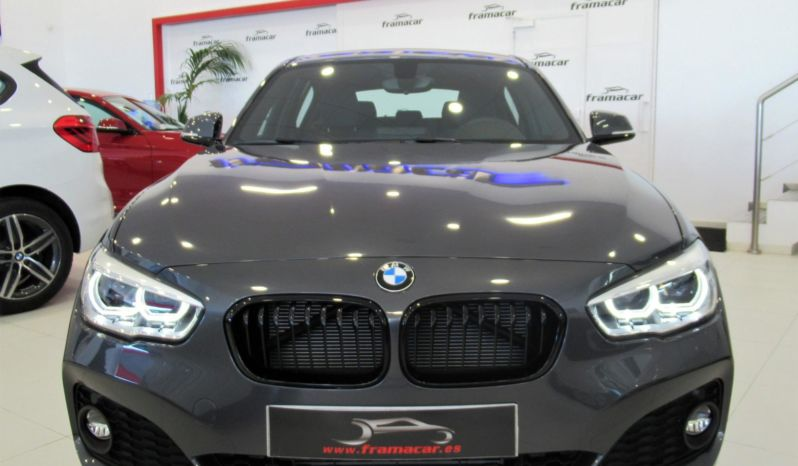 BMW 118D PAKC-M 150CV FULL LED, SHADOW LINE, SOLO 113KM REESTRENALO!!!