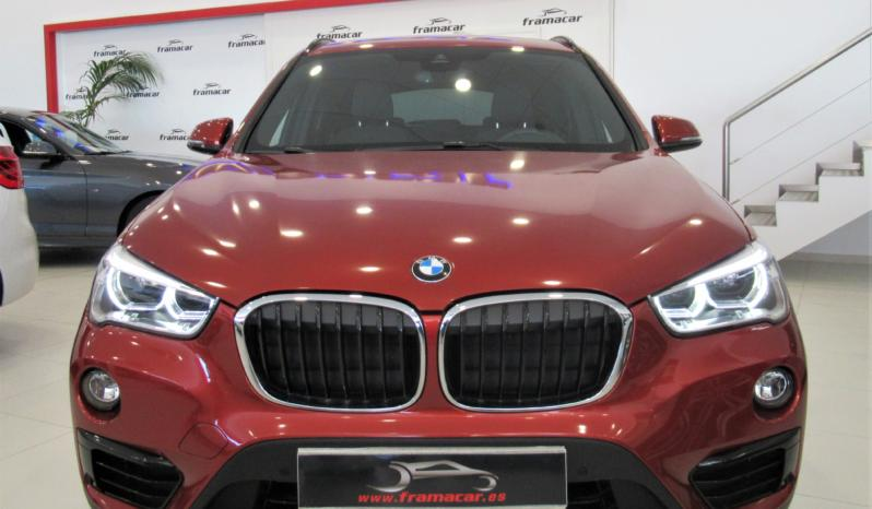 BMW X1 18DA 150CV FULL LED, SPORT LINE, NAV, ESPECTACULAR!!!