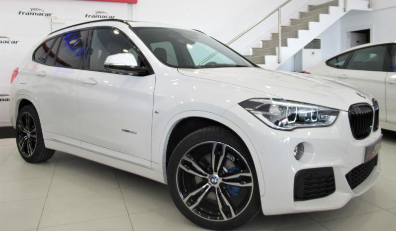 BMW X1 18DA 150CV PACK-M SHADOW LINE, FULL LED, TECHO, NAV, ESPECTACULAR!!!