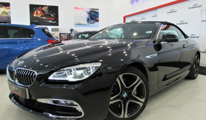 BMW 640iA CABRIO SHADOW LINE, FULL LED, SECURITY PACKAGES, HEAD UP DISPLAY, IMPESIONATE!!!
