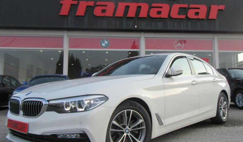 BMW 520DA 190CV, IMPECABLE ESTADO, GRAN AHORRO!