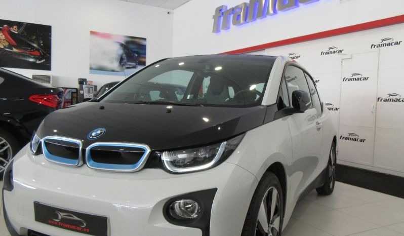 BMW I3 RANGE EXTENDER 170CV, NAV, IMPECABLE ESTADO!