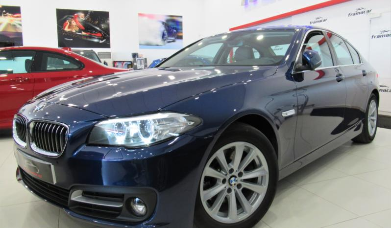 BMW 520DA 190CV NAV, AUT, CUERO, IMPECABLE ESTADO!!!