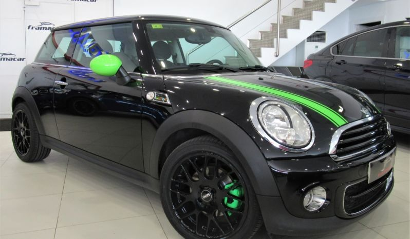 MINI ONE D 90CV FLUOR GREEN EDITION, IMPECABLE!!!
