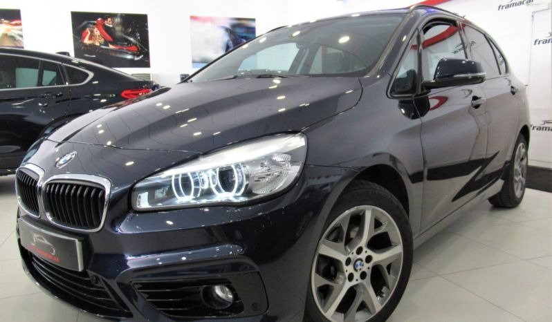 BMW 218D ACTIVE TOURER 150CV TECHO, SPORT LINE, IMPECABLE ESTADO!!!