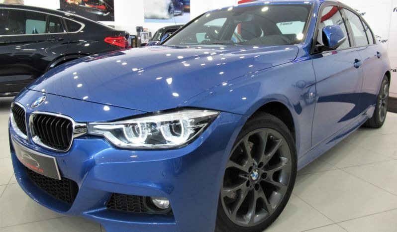 BMW 320D 190CV PACK-M, FULL LED, NAV, ESPECTACULAR!!!