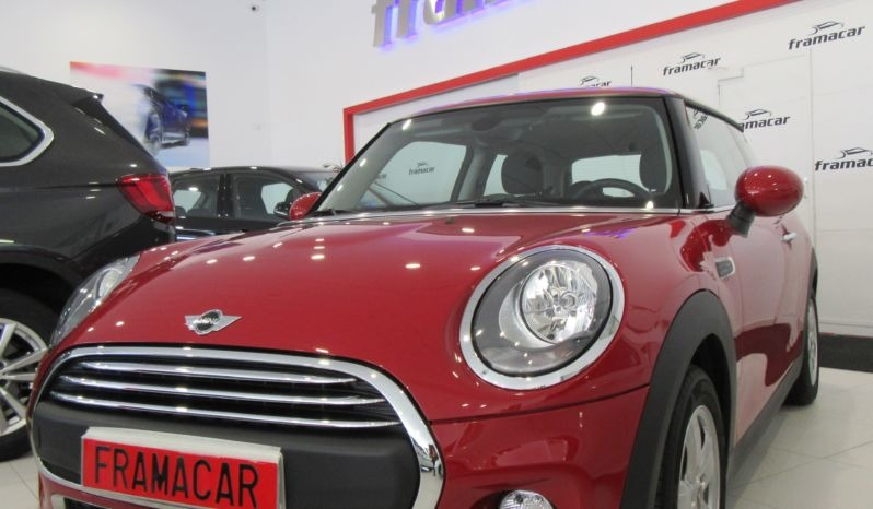 MINI ONE D 95CV, IMPECABLE ESTADO, SOLO 8.500KM, REESTRENO, 24 MESES DE GARANTIA!