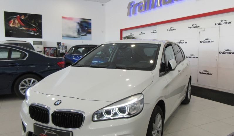 BMW 218D 150CV, IMPECABLE ESTADO, GRTA OFICIAL 12 MESES!