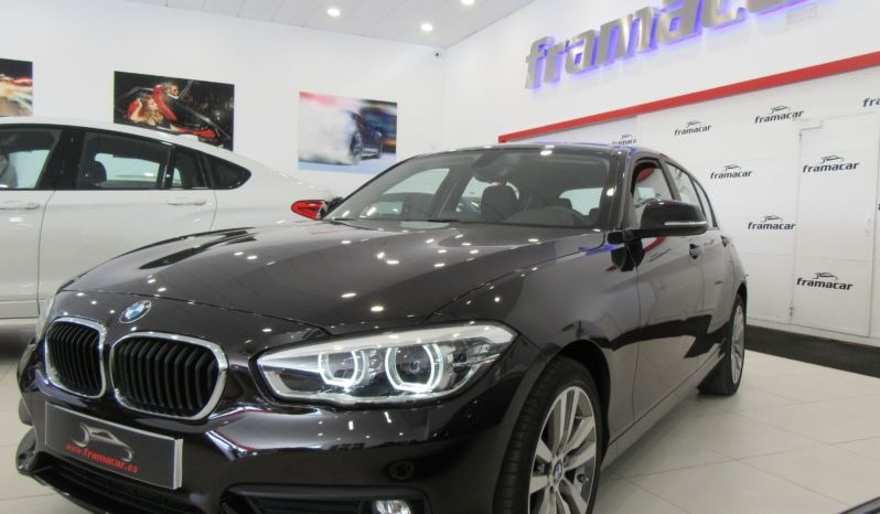 BMW 116D 116CV, IMPECABLE ESTADO, GARANTIA OFICIAL!