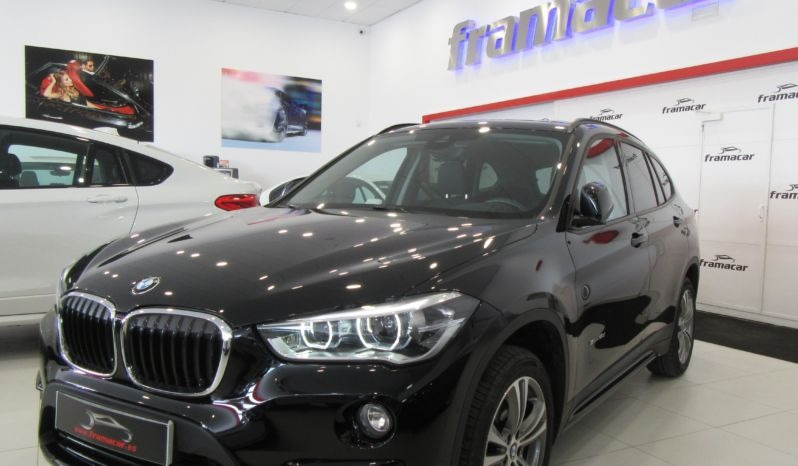 BMW X1 DA 150CV, PACK-SPORT, TECHO PANORAMICO, IMPECABLE ESTADO, GRTA OFICIAL!