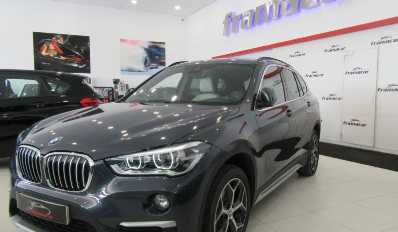 BMW X1 xDRIVE 2.0DA  190CV,PACK X-LINE, IMPECABLE ESTADO!