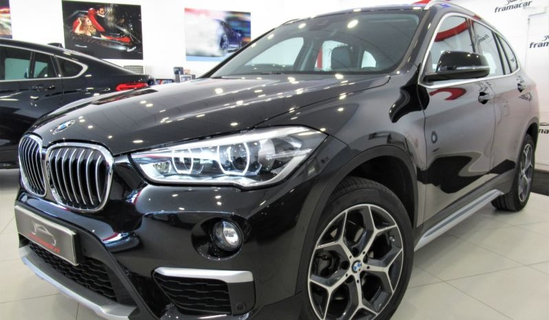 BMW X1 sDRIVE 18D 150CV FULL LED, NAV, AUT, ESPECTACULAR!!!