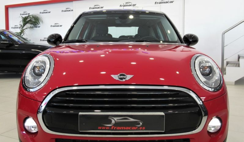 MINI COOPER D 116CV 5P FULL LED, REESTRENALO, SOLO 6.000KM!!!