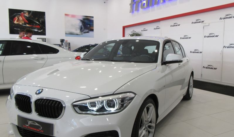 BMW 116D 116CV, PACK-M, IMPECABLE ESTADO, GARANTIA OFICIAL!