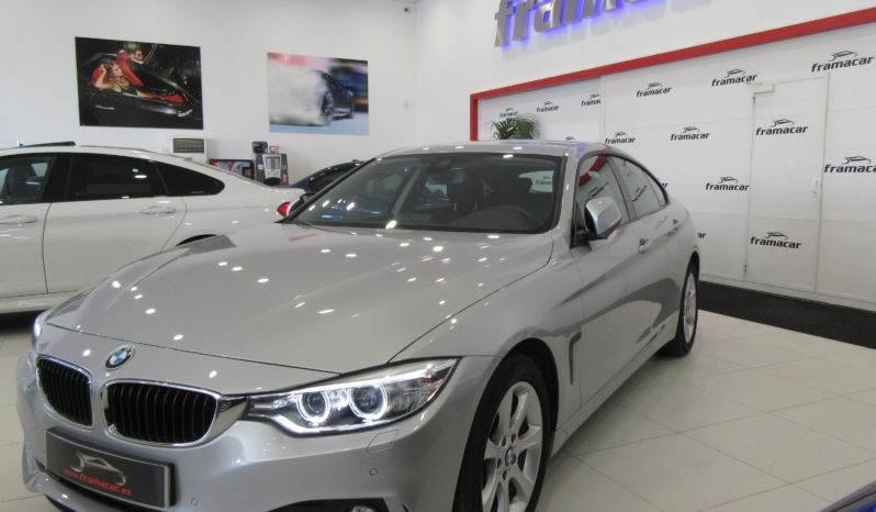 BMW 418DA GRAN COUPE, IMPECABLE ESTADO! GRTA OFICIAL.