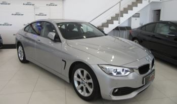 BMW 418DA GRAN COUPE, IMPECABLE ESTADO! GRTA OFICIAL. lleno