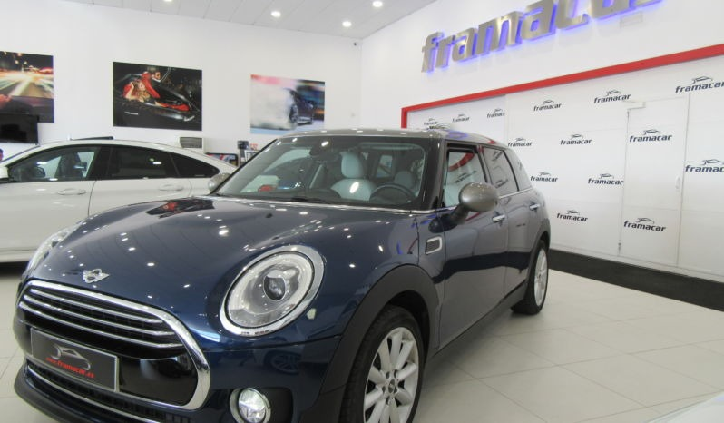 MINI COOPER D CLUBMAN AUTOMATICO 150CV, IMPECABLE ESTADO.