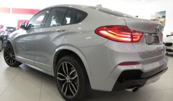 BMW X4 2.0DA 190CV PACK-M SHADOW LINE, NAV, HEAD UP DISPLAY, ESPECTACULAR UNIDAD!!!! lleno