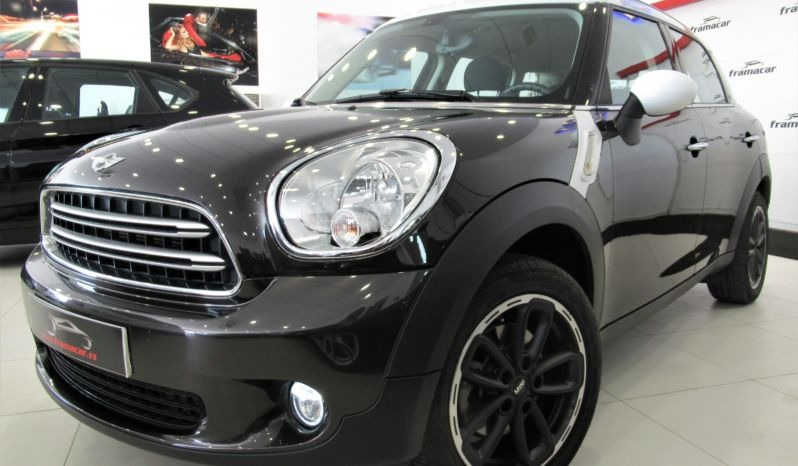 MINI COUNTRYMAN AUTOMATICO 112CV, IMPECABLE!!!