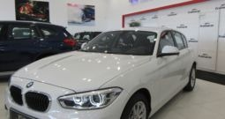BMW 116D 116CV, NAVEGACION, IMPECABLE ESTADO, FAROS LED!