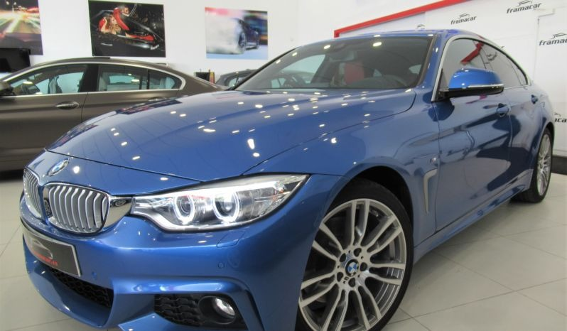 BMW 420DA GRAN COUPE PACK-M 190CV, IMPECABLE ESTADO!!!