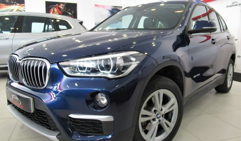 BMW X1 sDRIVE 18dA 150CV FULL LED, IMPECABLE ESTADO!!!