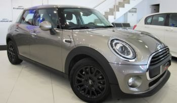 MINI ONE D 5P 95CV FACELIFT, FAROS FULL LED, SOLO 15.600KM!! REESTRENALO!!! lleno