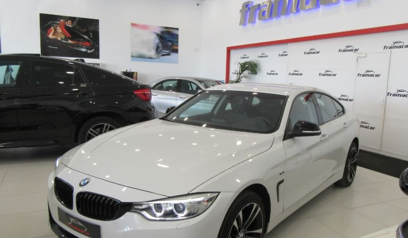 BMW 420D xDRIVE 184CV, LINEA SPORT! GRAN COUPE, IMPECABLE ESTADO