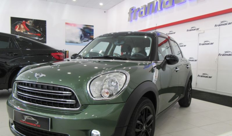 MINI COOPER D  AUTOMATICO 111CV, IMPECABLE ESTADO