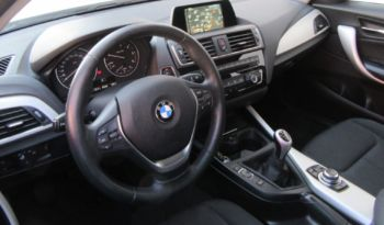 BMW 116D 116CV, NAVEGACION, FAROS LED, IMPECABLE ESTADO! lleno