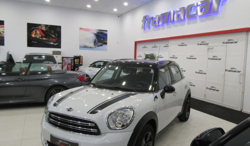 MINI COUNTRYMAN COOPER D 111CV, IMPECABLE ESTADO!