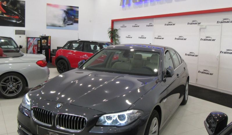 BMW 520DA 190CV, IMPECABLE ESTADO, GRTA OFICIAL 12 MESES!