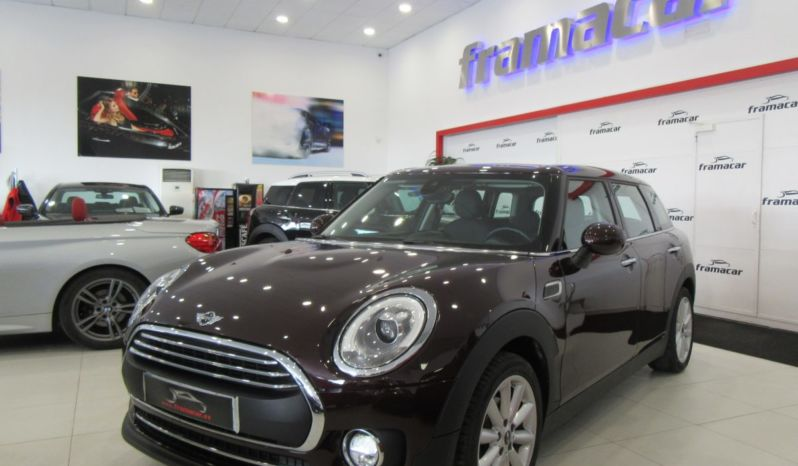 MINI CLUBMAN ONE D 116CV AUT, NAV, IMPECABLE ESTADO!!!