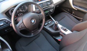 BMW 116i 5p 109CV, IMPECABLE ESTADO!!! CON 21.000KM!!! lleno