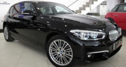 BMW 120DA xDRIVE 190CV URBAN LINE, FULL LED, NAV, IMPECABLE UNIDAD!!!