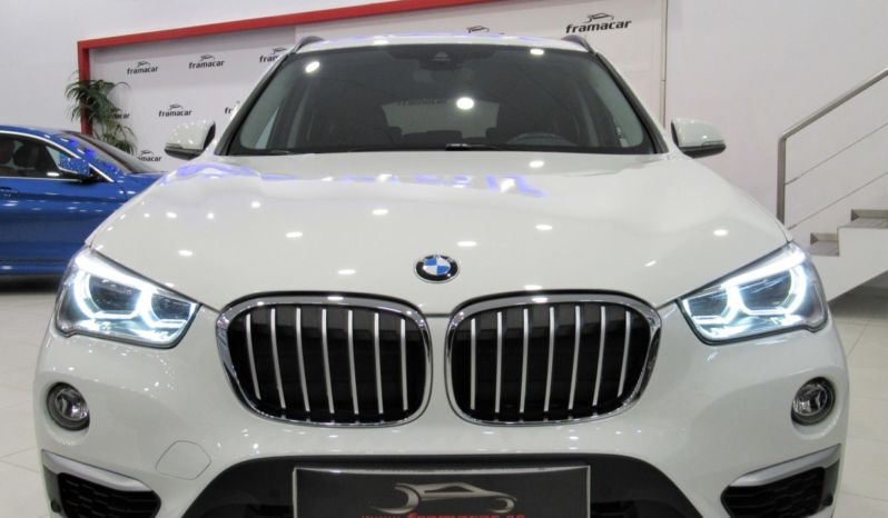 BMW X1 sDRIVE 150CV X-LINE, FULL LED, NAV, IMPECABLE ESTADO!!!