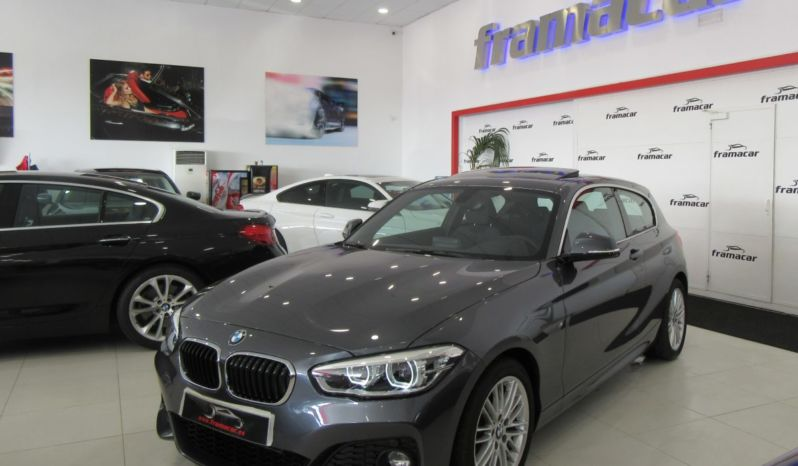 BMW 118DA 150CV, PACK-M, IMPECABLE ESTADO!
